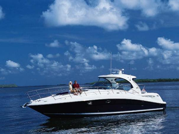 SeaRay Sundancer 390 - California - Newport Beach