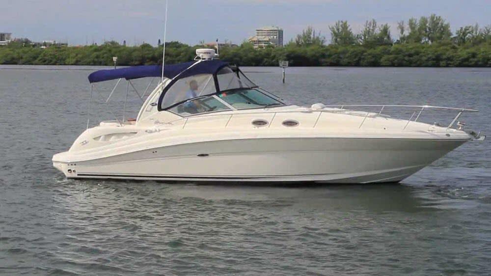 Sea Ray Sundancer 34