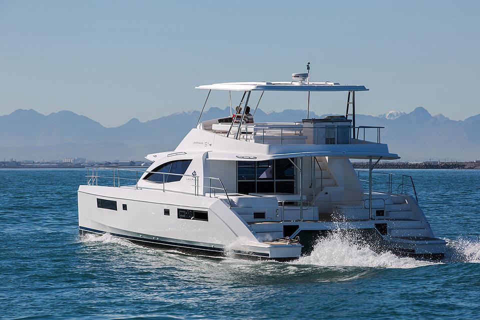 Leopard 51 Catamaran