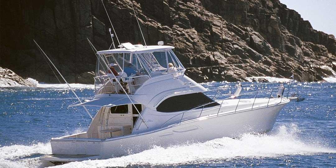 Riviera 42 Convertible