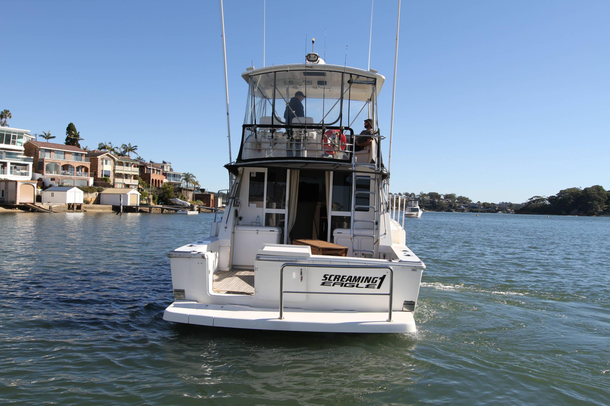 Caribbean 45 Flybridge Cruiser - Fremantle WA