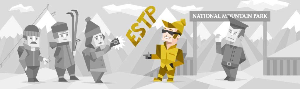 ESTP شخصیت و تیپ