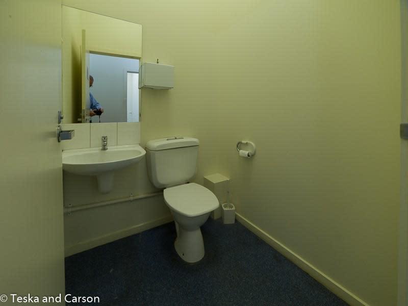 Brice avenue toilets