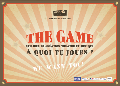 THE GAME - A quoi tu joues?