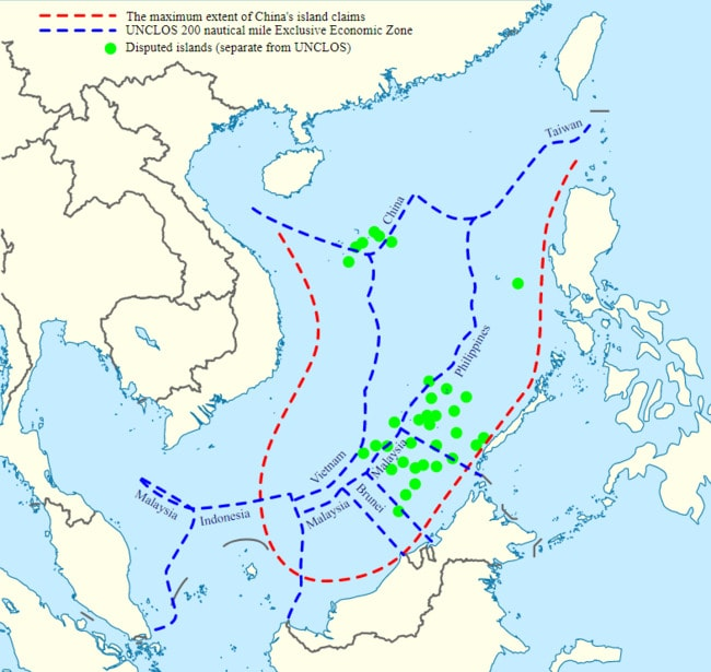 Everything you need to know about the South China Sea conflict