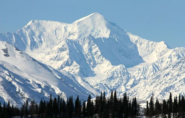 Mount Denali - Interesting Facts about Alaska