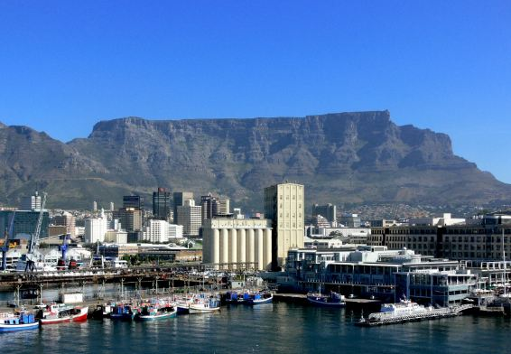 Capitals of Countries Facts - Cape Town