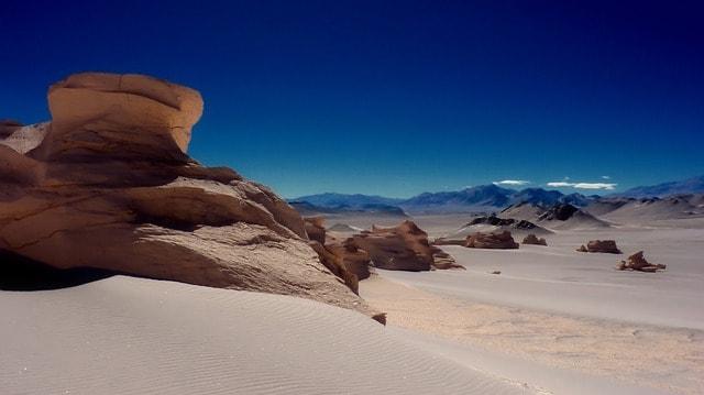 Chile desert Atacama