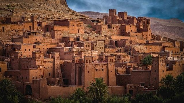 Morocco Ancient City - Morocco History