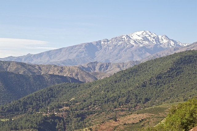 Northern Mountains Morocco