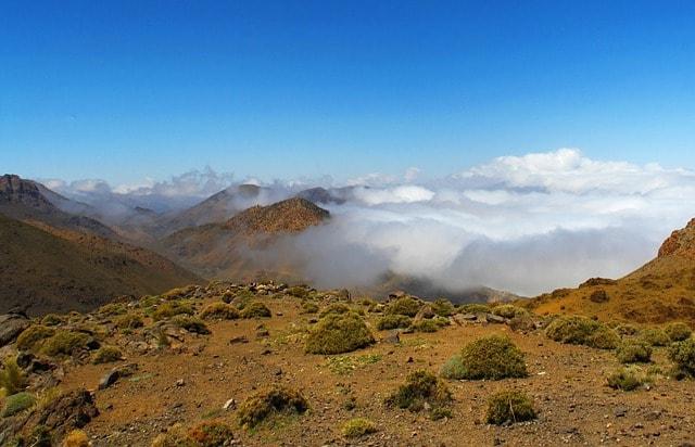 Morocco Mountains