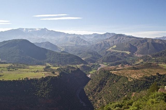 Morocco Fertile Valley