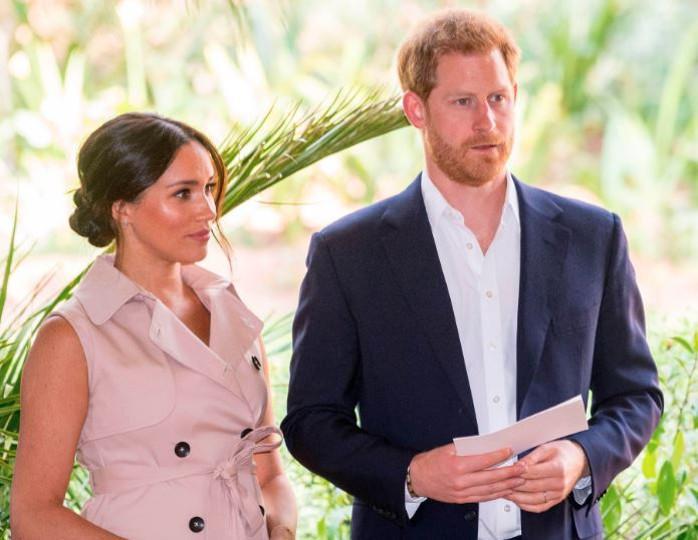 Новая жизнь: Маркл и принц Гарри попрощались с подписчиками официального аккаунта в Инстаграм