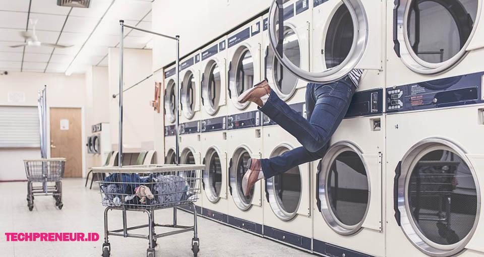 Usaha Laundry Yang di Mulai Dari Nol