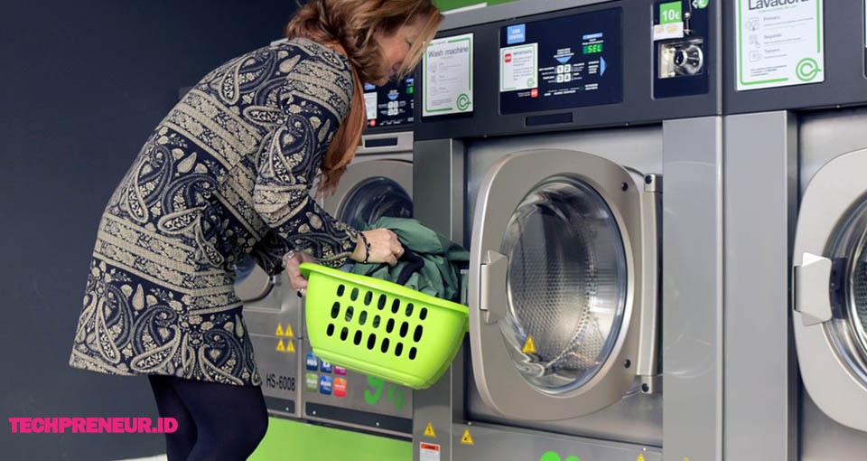 Modal Usaha Laundry rumahan