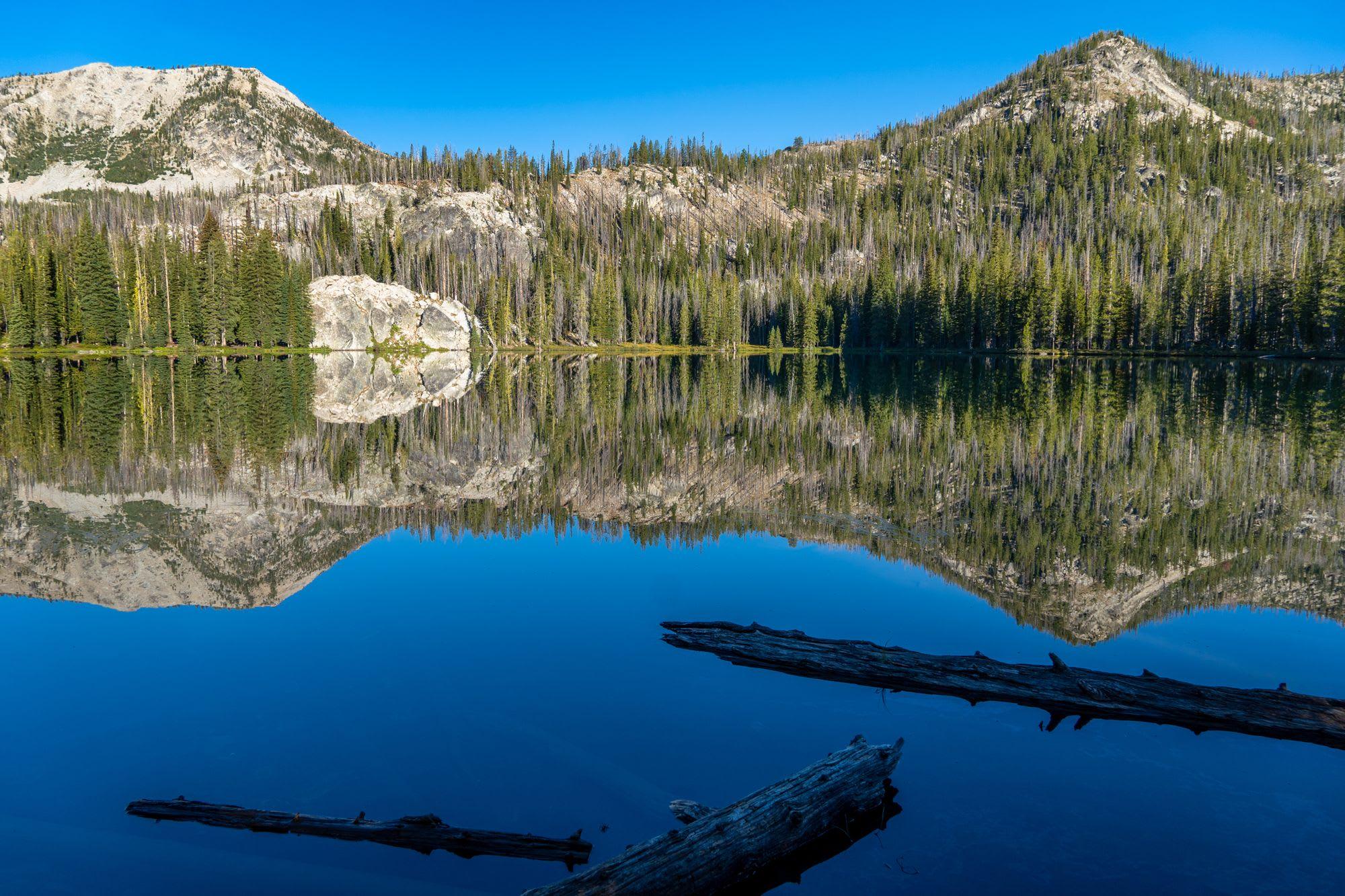 Langer Lake Backpacking