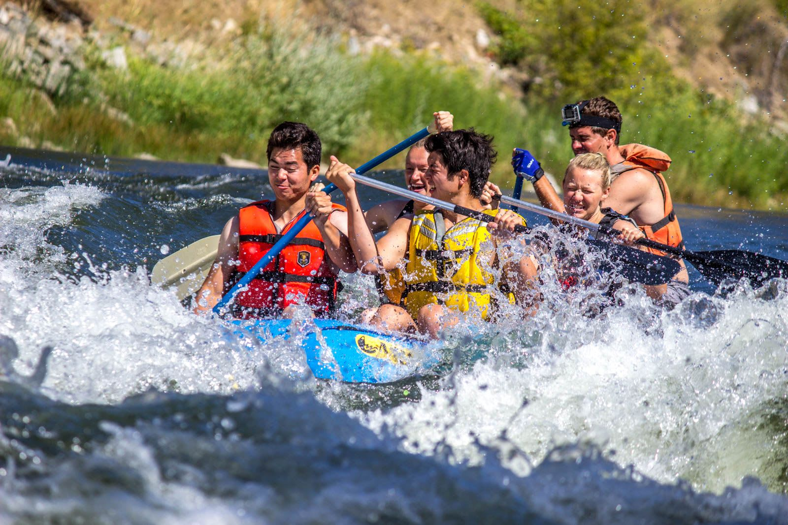 Rough Riding River Rafts