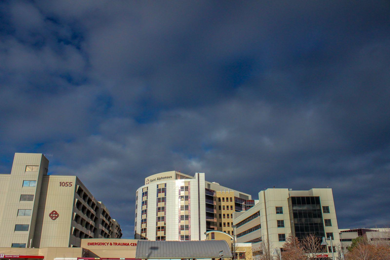Saint Alphonsus in Boise