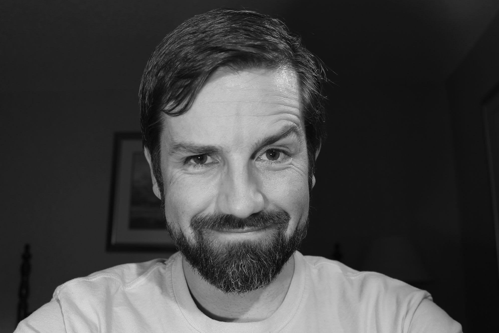 Monochrome Self Portraits