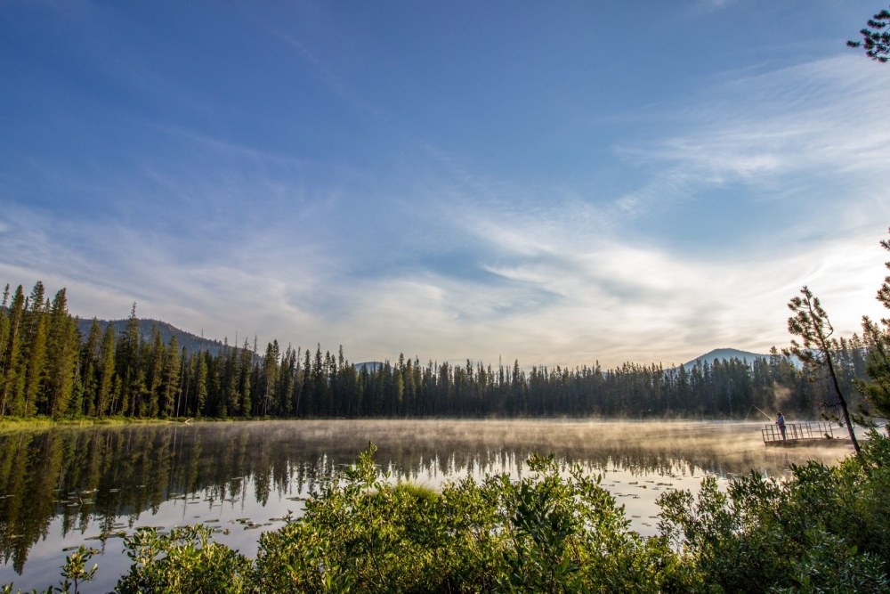 Guys Camping Trip - Bull Trout Lake