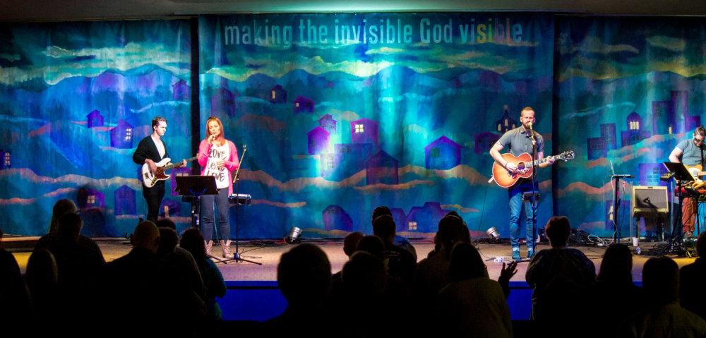 I Love Sunday Morning Worship