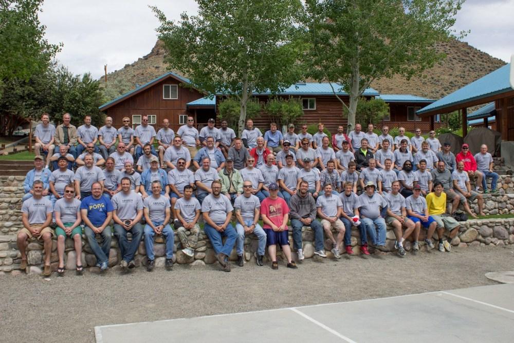 Vineyard Men's Retreat 2013