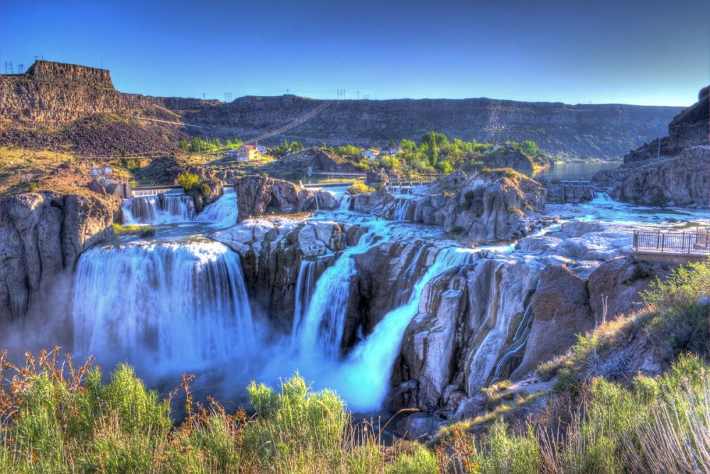 Shoshone Falls In 30 Minutes