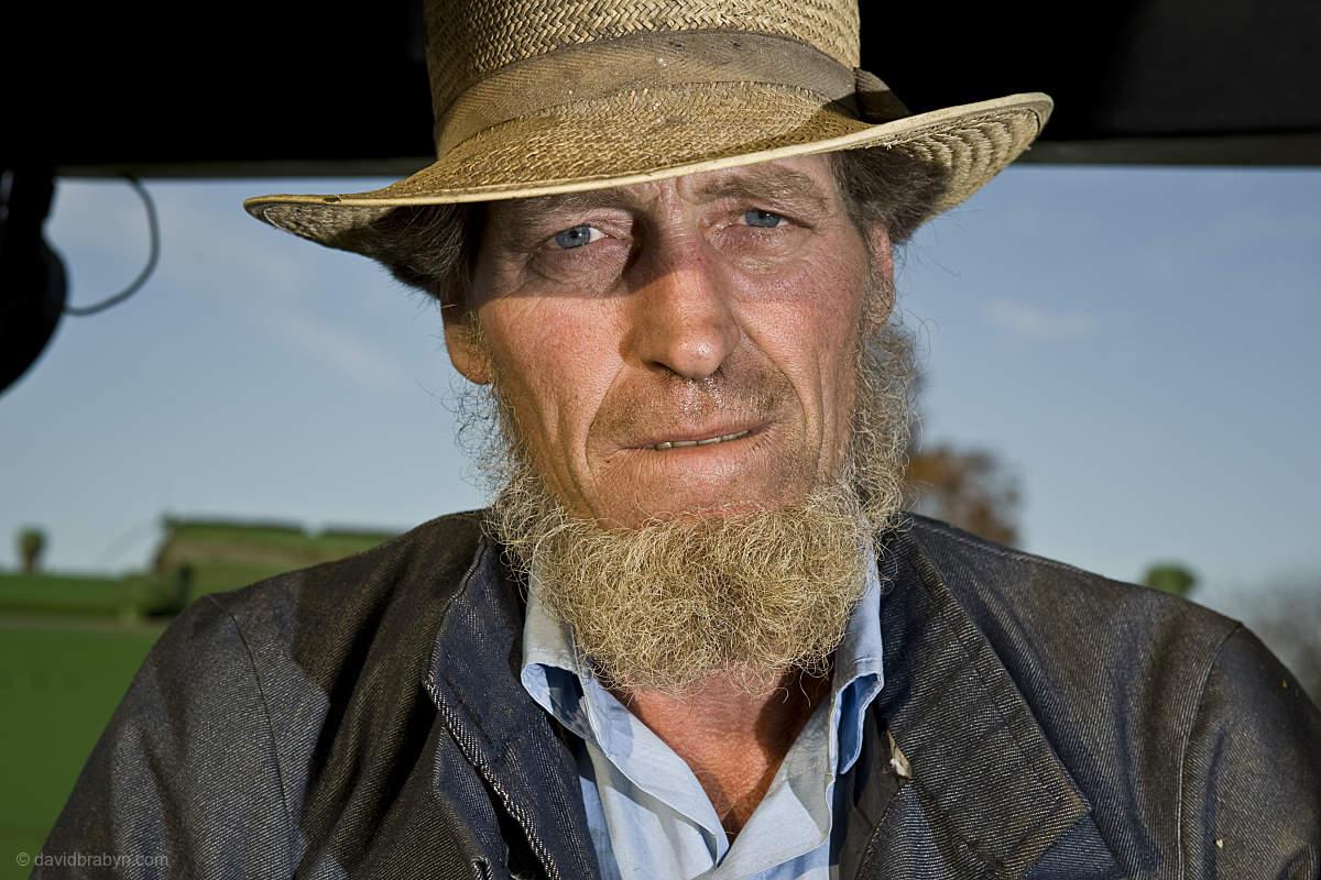 Enos J. Byler, farmer