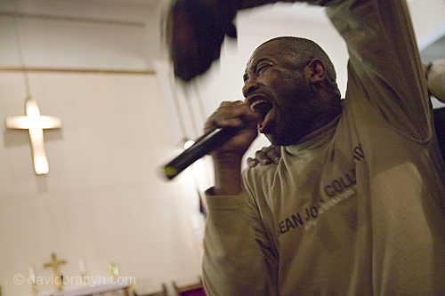 Hip-Hop Church, Harlem