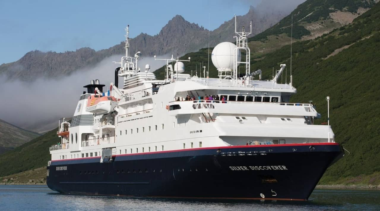 Silver Discoverer Cruise Norway By ETA - Silver discoverer