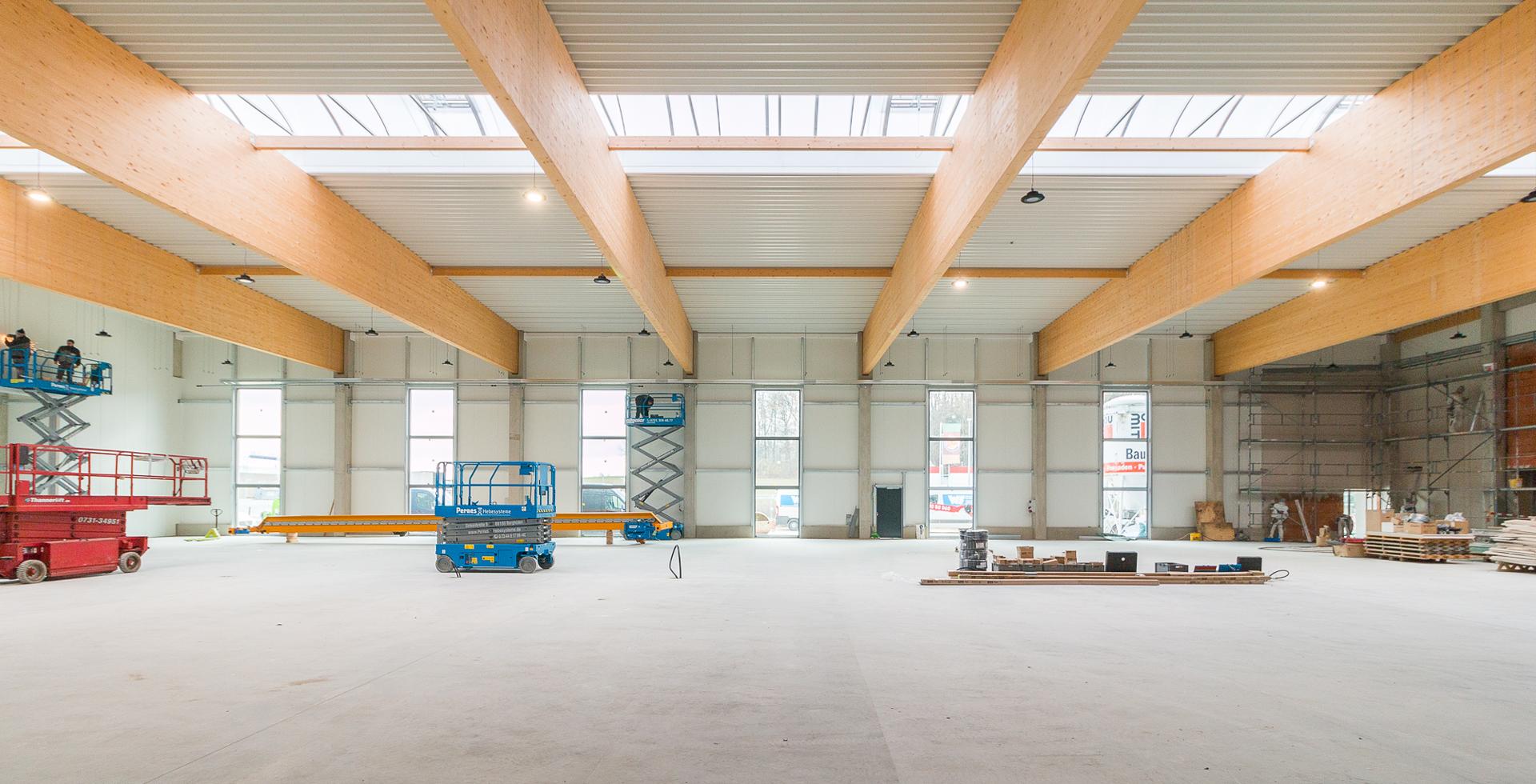 Nova zgrada u Nersingenu: Biesse postavlja kurs za budućnost