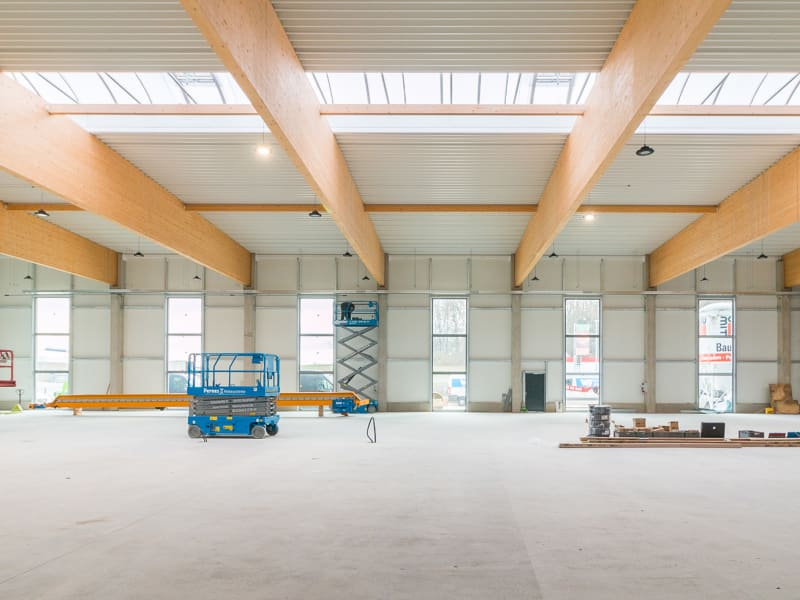 New building in Nersingen: Biesse sets the course for the future