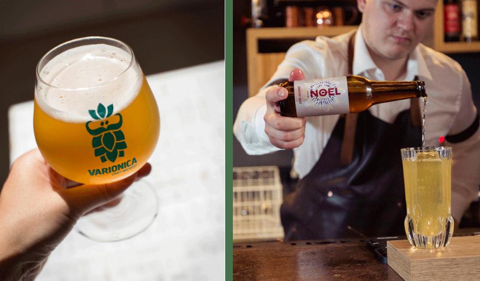Varionica craft beer Varionica craft pivo passion sour noel varionica