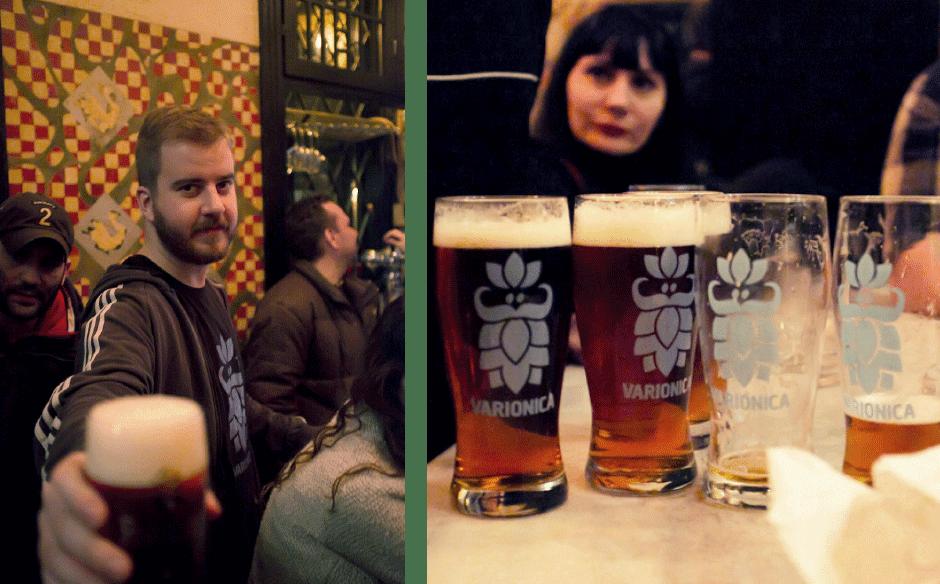 Varionica craft beer rođendan