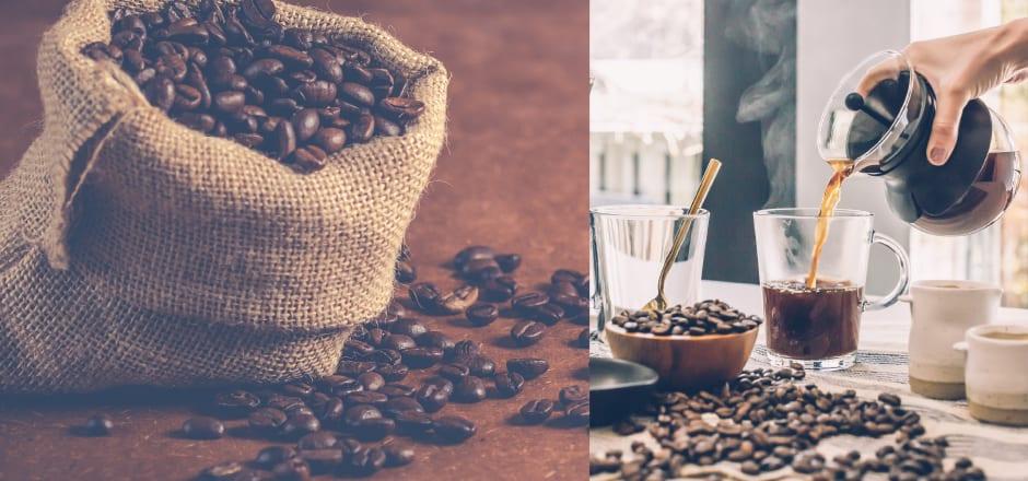 Kava u zrnu