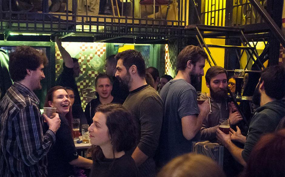Sedmica cafe bar i Varionica craft brewery