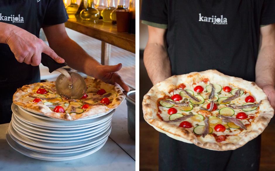 Karijola pizza i Varionica craft beer