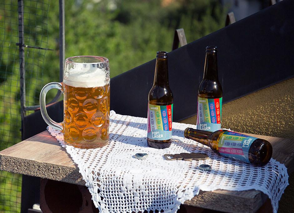 Varionica craft brewery craft beer croatian beer croatian craft beer pop lager