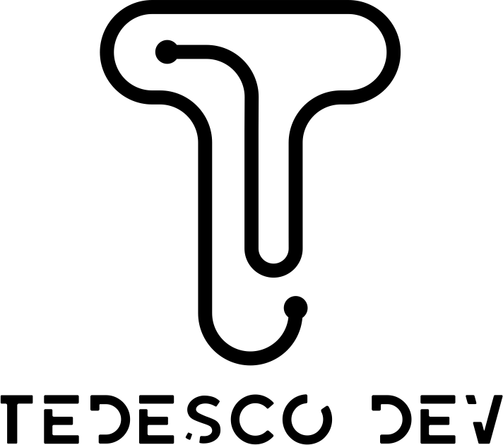Tedesco Dev Logo