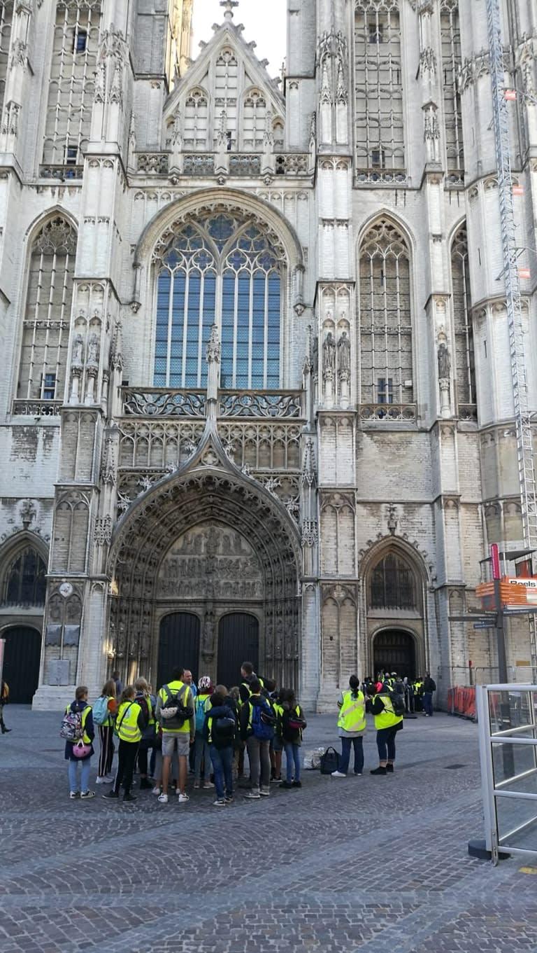 Uitstap Antwerpen