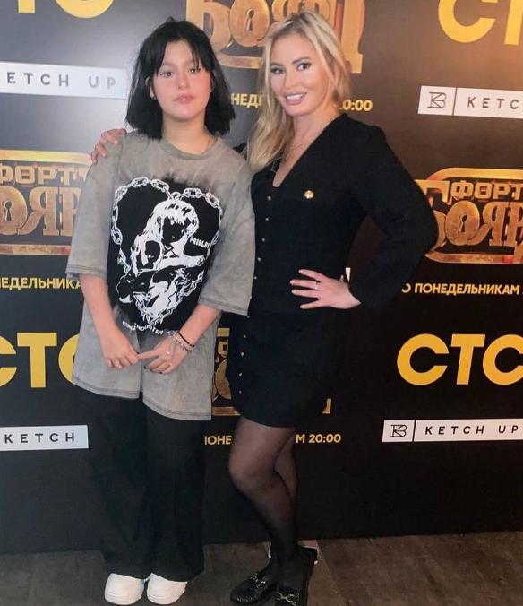 Дана Борисова рассказала, что дочь решила объявить голодовку из-за разбитого телефона