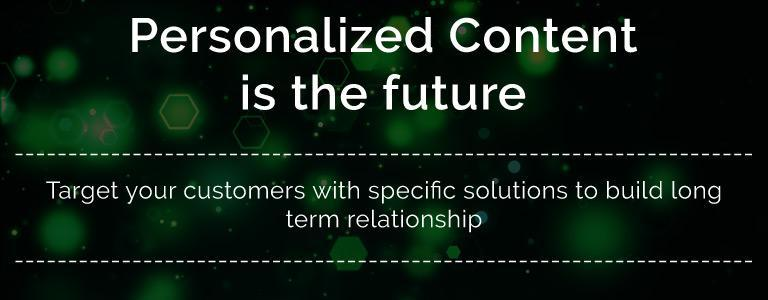content and context for hyperpersonalization