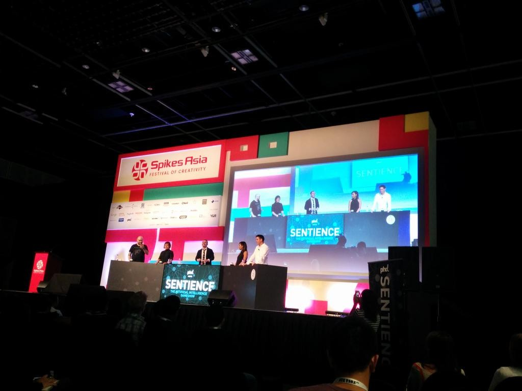 WebAble & Marketing Insights at Spikes Asia 2015
