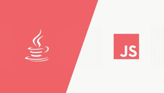 See the main differences between Java and JavaScript