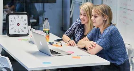 Effective scaling through teamwork