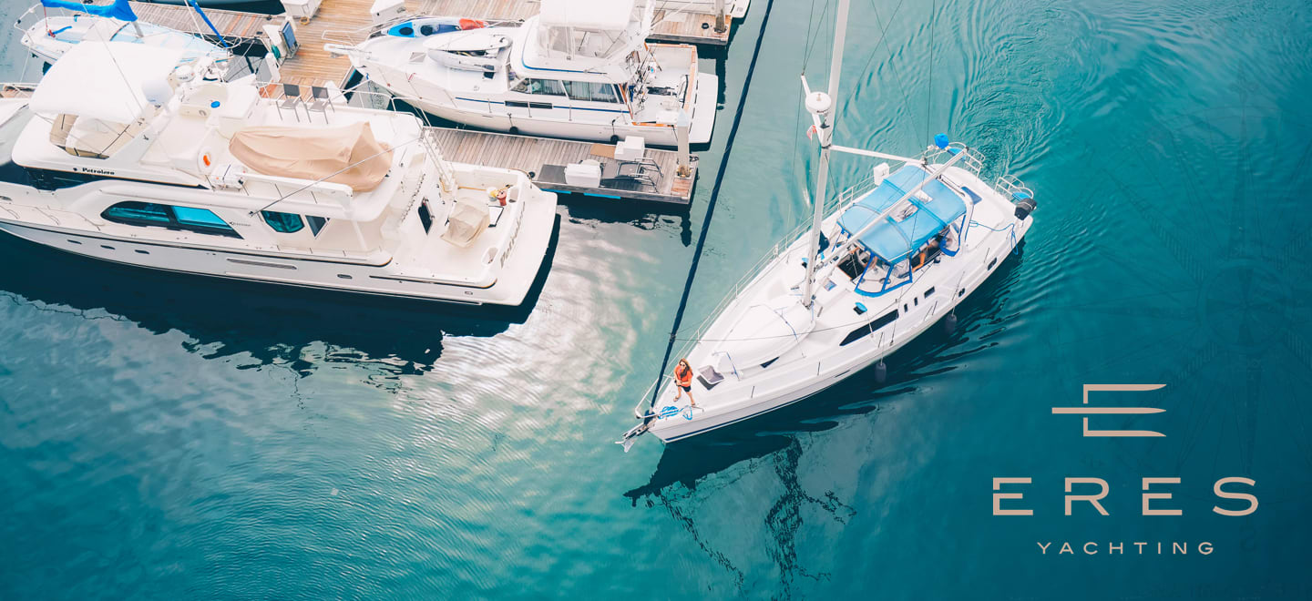 ERES Yachting - designing a premium online booking experience for luxury travel