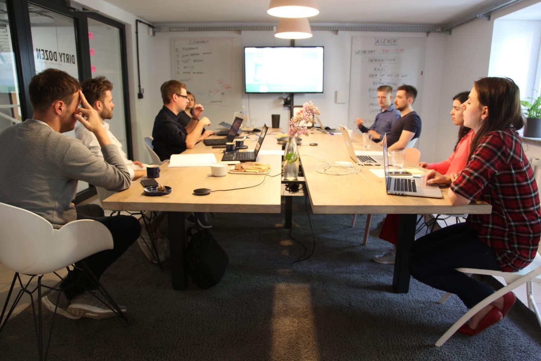 Building successful apps using scrum development