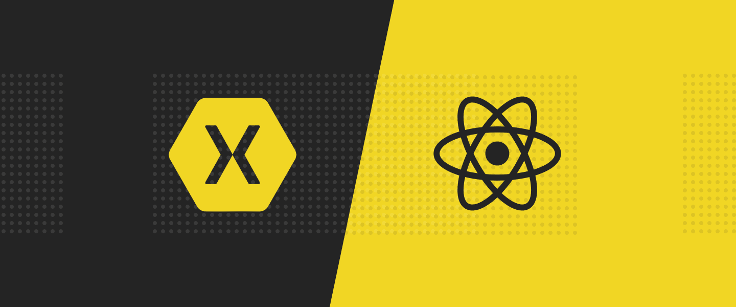 Xamarin vs. React Native - pros and cons