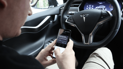 See Why The Tesla App Is Not Secure Enough Boldare