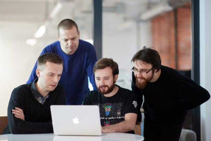 Boldare's JavaScript devs